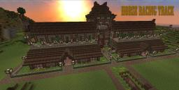 Horse Racing Track - Download Now Available! Minecraft
