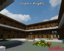 scepter heights, apartment village Minecraft Map & Project