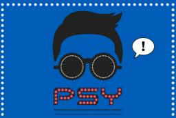 PSY sings gentle man in NYC Minecraft Blog