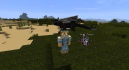 PETS & FLYING PVP = AWESOME Minecraft