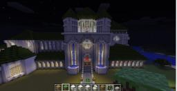 Quartz Castle Minecraft Map & Project