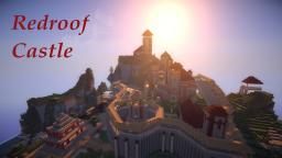 Redroof Castle Minecraft