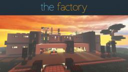 The Factory | Mansion Minecraft Project