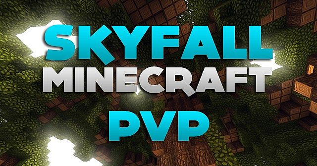 SkyFall Minecraft PVP Minecraft Server - Skins fur minecraft pvp