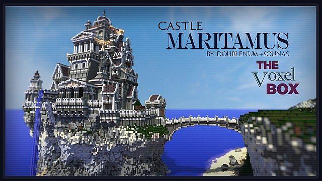 Castle Maritamus in all its glory!