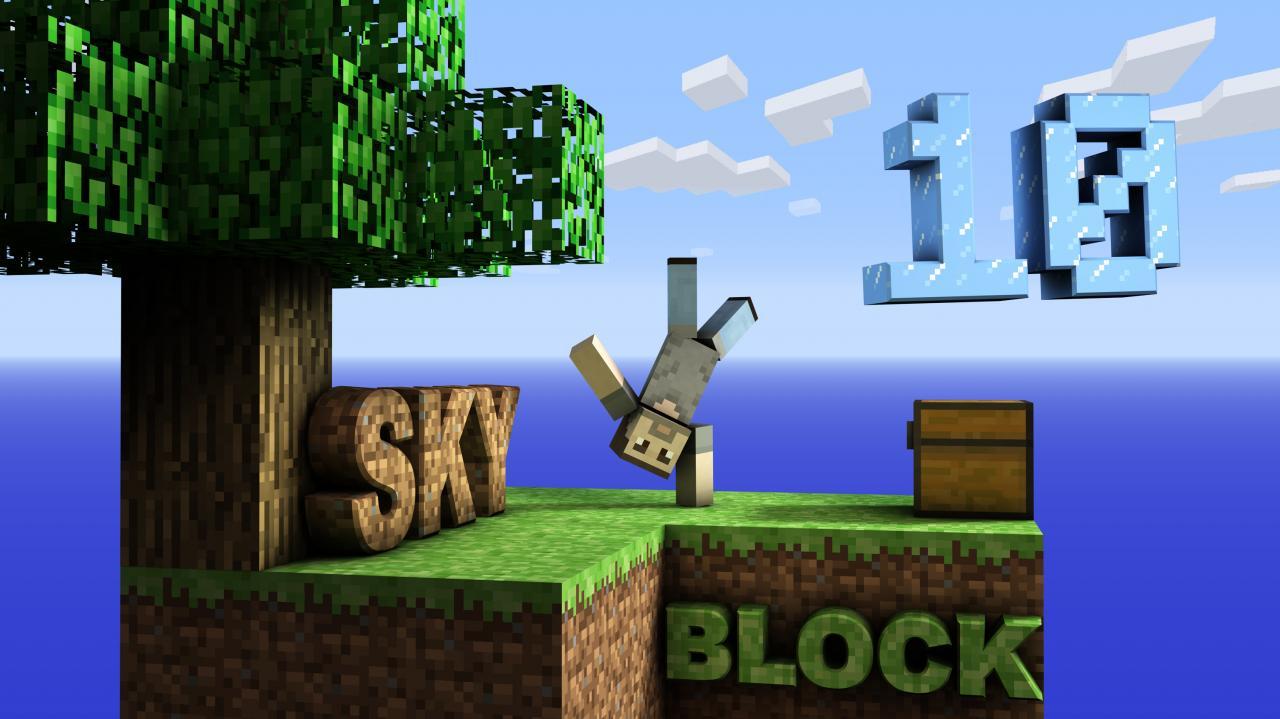 small skyblock minecraft server