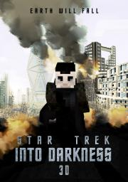 STAR TREK INTO DARKNESS Minecraft Poster Minecraft Blog