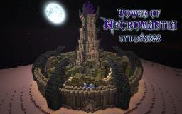 Tower of Necromantia Minecraft Project