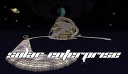 S.S. Solar Enterprise (To The Stars Contest) Minecraft Project