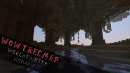 WoW Tree Map Minecraft Map & Project
