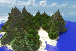 Sneak Peek At My Latest Project | Hardcore Survival Map Minecraft Map & Project