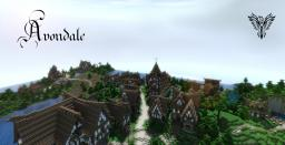 Avondale Minecraft Map & Project