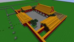 Temple of Confucius Minecraft Project