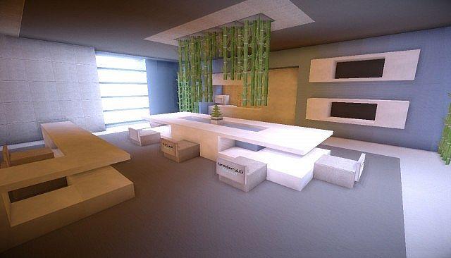 Modern Headquarters Minecraft Project