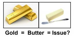 Butter: Is it an issue? Minecraft Blog