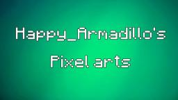 Happy Armadillo's Pixel arts and drawings :D Minecraft Blog