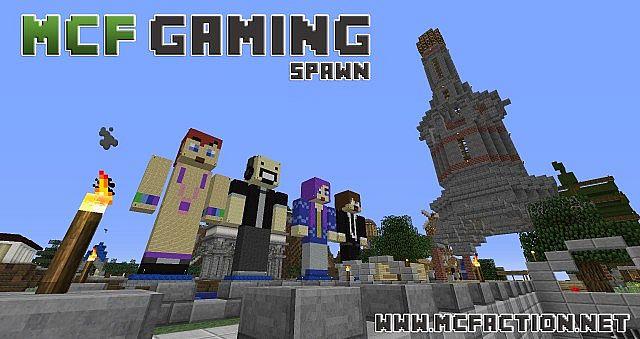 MCF Gaming Spawn 2013