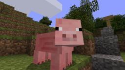 A random pig Minecraft Blog