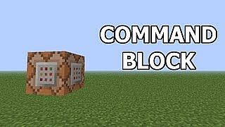 Command Block Tutorial