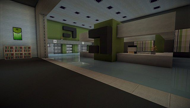 Modern Headquarters Mi...