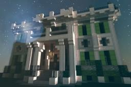 Colonial House Concept Minecraft Map & Project