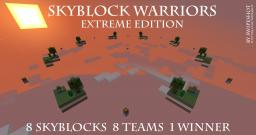 Skyblock Warriors - 8 Skyblock Edition! - 8 Skyblocks, 8 Teams, 1 winner Minecraft Map & Project