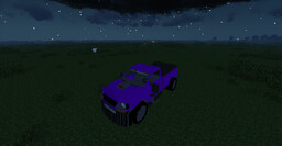 THANOS CAR UPDATE Minecraft Mod