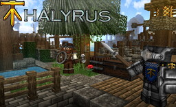 Thalyrus Medieval Warfare (1.16 to 1.8) Minecraft Texture Pack