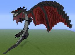 Dragon Minecraft Map & Project