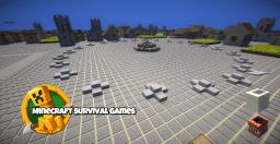 Minecraft Survival Games : Arena Contest a custom map from snapshot_News Minecraft Project