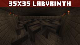 Minecraft Hide and Seek Mini-Game - The Labyrinth Minecraft Project