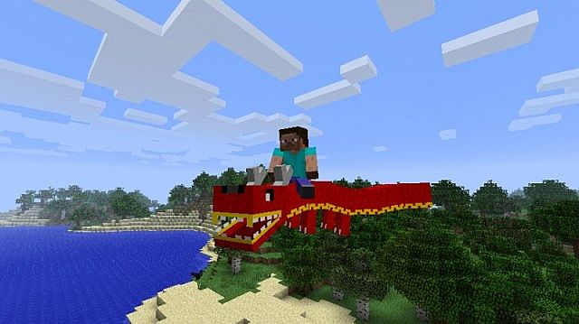 Download Minecraft Animal Bikes Mod Mod Details