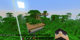 treehouse Minecraft Project