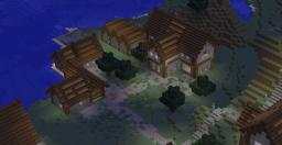 The Village of Barrow Minecraft Map & Project