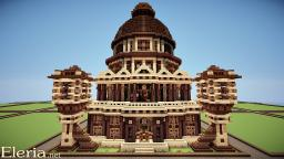 Small Temple Minecraft Map & Project