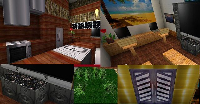modern realistic texture pack 1 5 2 minecraft texture pack