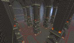 Middle Earth Moria, Book & Film Inspired Minecraft Map & Project