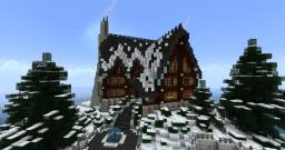 Pineveil Manor Minecraft Map & Project