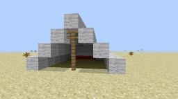 Basic Tent Minecraft Map & Project