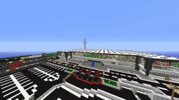 Minecraft Airport Minecraft Map & Project