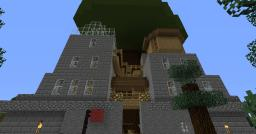 Haunted Towers Minecraft Project