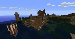 Ruhgard (medieval city) (Download link) Minecraft Map & Project