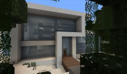 Modern House #6 Minecraft Project