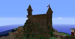 Himinbiorg (medieval castle) Minecraft Map & Project