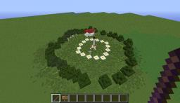 Hunger games (sorry no command blocks) Minecraft Map & Project