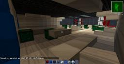 Star Wars Knights of the Old Republic: Manaan Minecraft Project