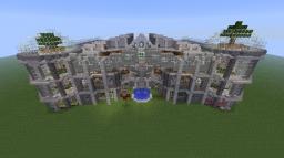Eco School Community College (Work in Progress) Minecraft Map & Project