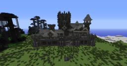 Black and white [GRASS UPDATED] Minecraft Texture Pack