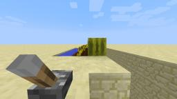 How to make a Auto melon farm! Minecraft Map & Project
