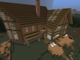 MW2 Estate (House Only) Minecraft Map & Project